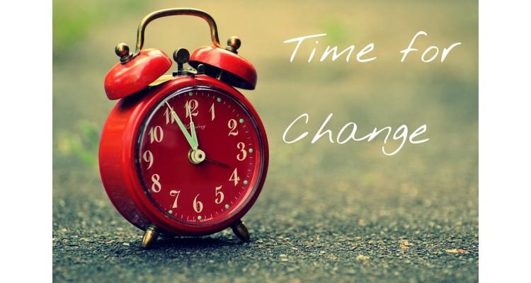 saat değişikliği