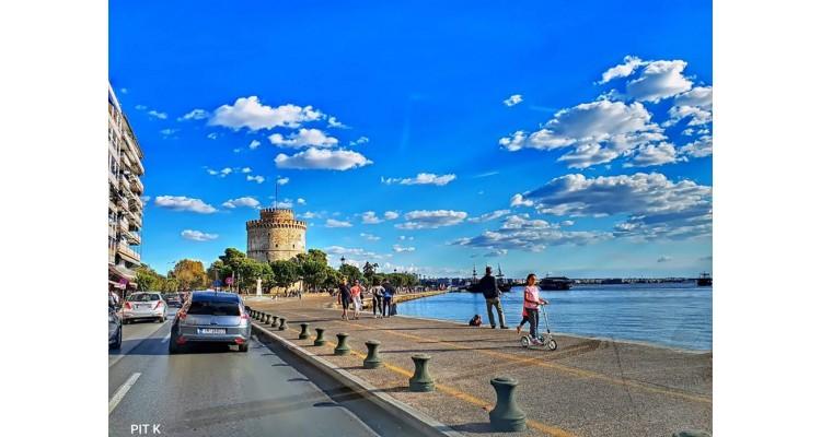 Port of Thessaloniki