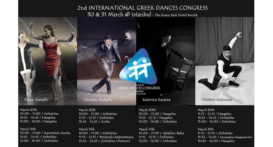 Διεθνές Συνέδριο Ελληνικών Χορών