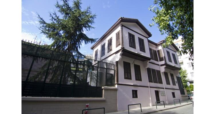 το σπίτι του Κεμάλ Ατατούρκ