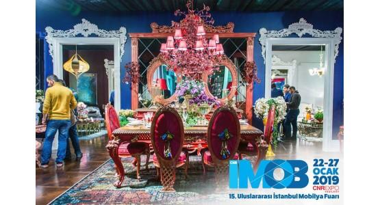 CNR İMOB 2019-mobilya fuarı