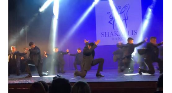 Ζεϊμπέκικο Χορός-Σακαλής