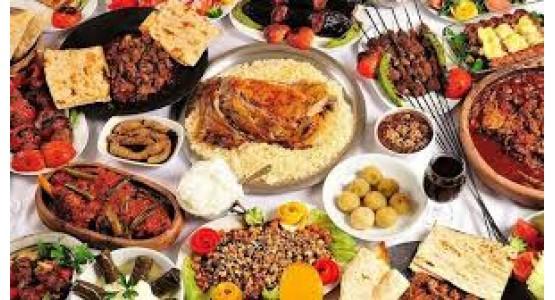 Τούρκικη Κουζίνα