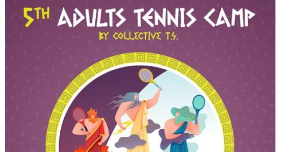 5. Yetişkin Tenis Kampı 2020