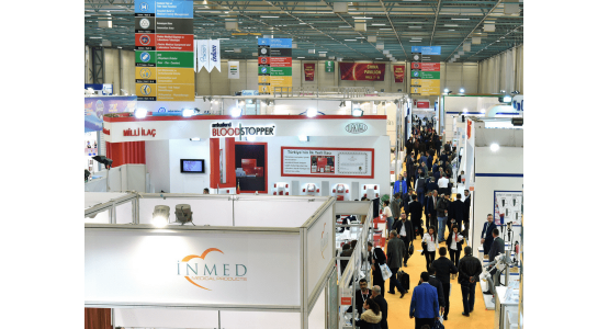 Expomed-Κωνσταντινούπολη