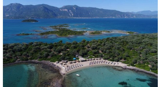 Lichadonisia- Evia'nın cennet adaları