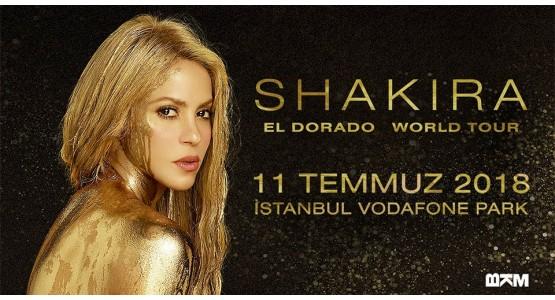 Shakira-Istanbul