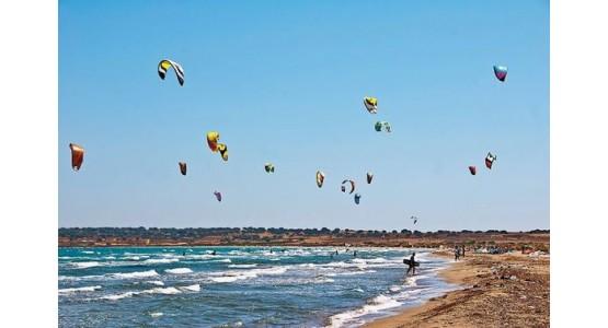 Ίμβρος-windsurfing