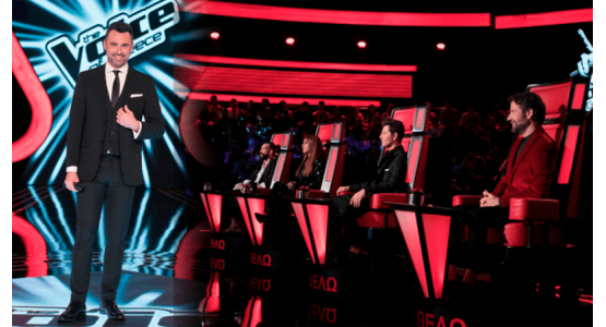 The Voice of Greece-premiere