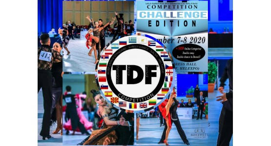 TDF Dance Festival-Challenge Edition-2020