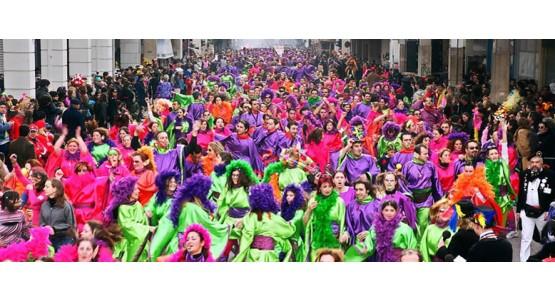 Xanthi-Carnival