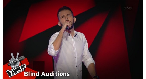 Stavros Kritikos-the Voice of Greece-2020