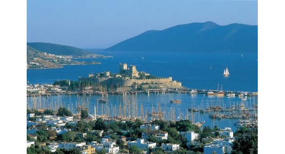 Bodrum-panoramic view