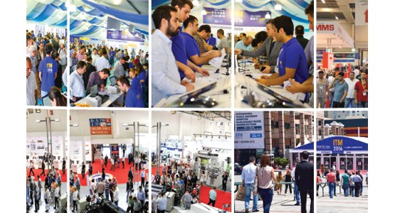ITM 2018 –Istanbul International Textile Machinery Exhibition