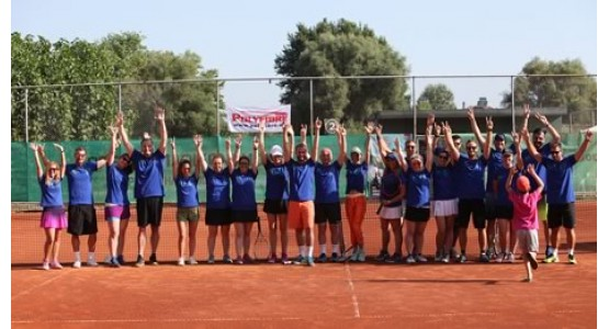 Adults Tennis Camp