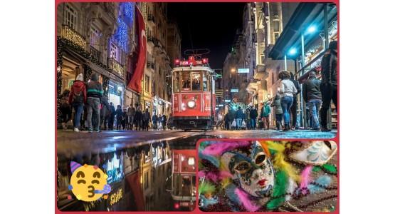 Dimaki Travel-Istanbul-Carnival