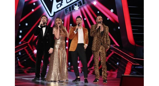 THE VOICE OF GREECE 2018 FINALI