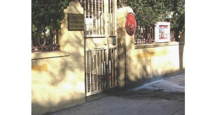 Turkish Consulate General-Rhodes