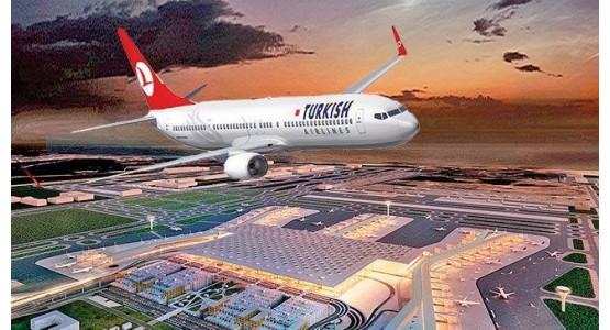 Νέο Αεροδρόμιο της Κωνσταντινούπολης