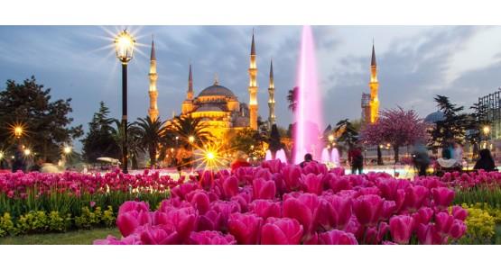 Φεστιβάλ Τουλίπας-Κωνσταντινούπολη