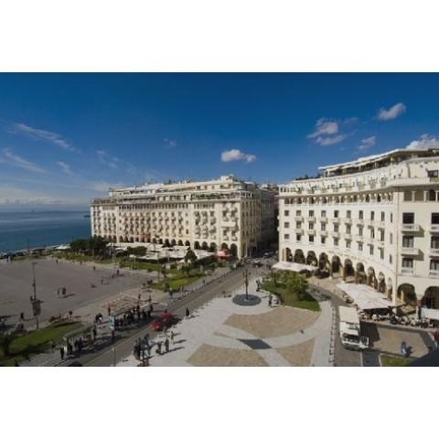 Thessaloniki-Aristotelous square