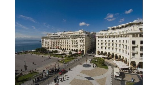 Thessaloniki-Aristotelous square