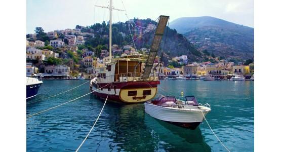 Σύμη-σκάφη