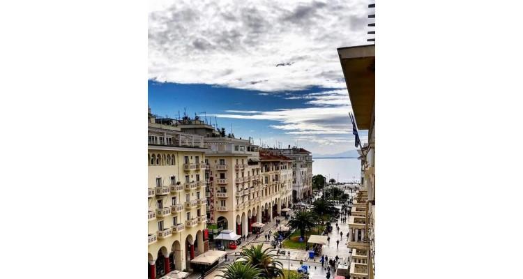 Selanik Aristoteles-Meydanı