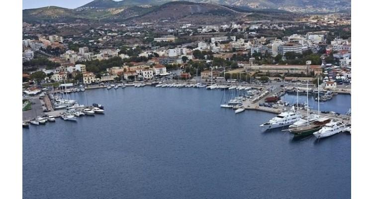 Lavrio-port