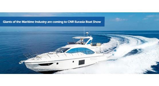 CNR EURASIA BOAT SHOW ISTANBUL 2019