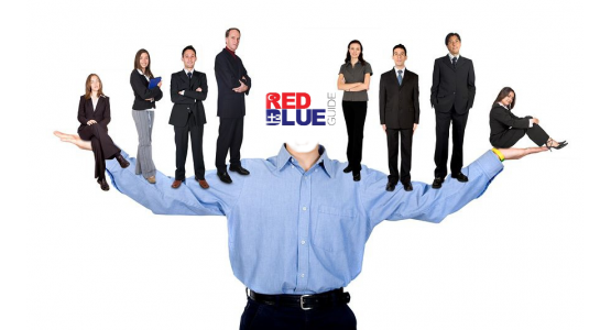 redblueguide-internet platform
