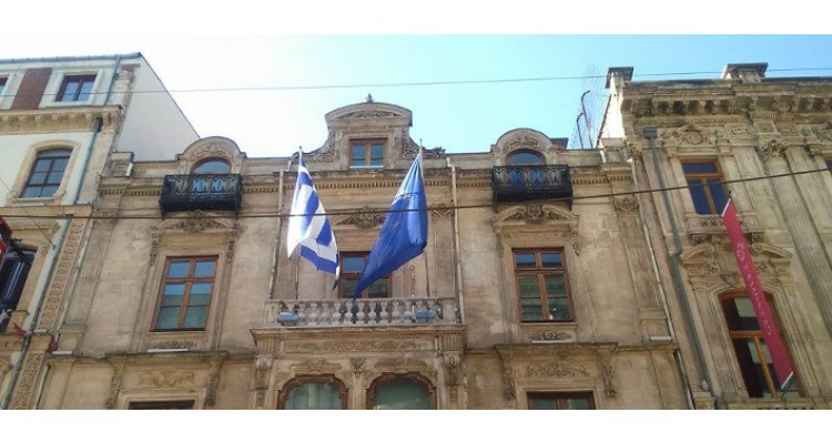Consulate General of Greece-Istanbul
