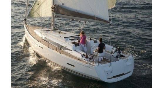 SUN ODYSSEY 409 sailing boat