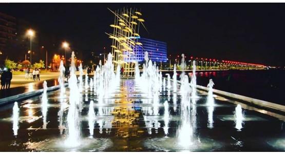 Θεσσαλονίκη-Χριστούγεννα