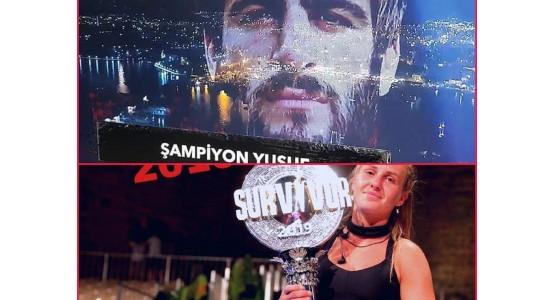 Survivor 2019-νικητές